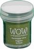 Olive Earth Tone embossingpoeder 15 ml regular