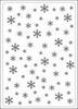 Snowflakes   per stuk