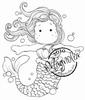 Little Mermaid Tilda Mini   per stuk