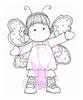 Tilda as Butterfly  Mini