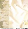 Romantica-love texts scrappapier   per vel