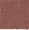 Classic tiles-red scrappapier
