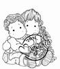 Cuddly Siblngs   per stuk