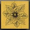 Herfst Prisma Stempel   per stuk