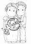 Loving Bridal Couple mini   per stuk