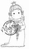 Tilda as Bride mini   per stuk