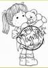 Teddybear Love   per stuk
