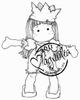 Princess welcome Tilda   per stuk