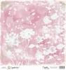 Pink Heartflowers   15 x 15 cm   per vel