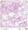 Purple Heartflowers   15 x 15 cm