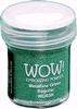 Green 15 ml embossingpoeder Regular