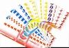 Link2Link systeemkaarten   per setje