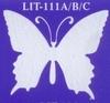 Vlinders + rechthoek