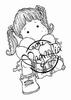 Tilda with Cozy Heart mini