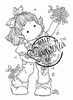 Rose Garden Tilda   per stuk