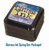 Spring Limited Edition Distress Ink pad set   per setje