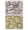 Clocks and Print Blocks