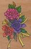 Boeket met rozen   per stuk