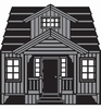 Scandinavian House   per stuk