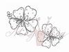 Hawaï Flower   per stuk