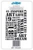 Art Collage A6   per vel