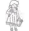 Flowergirl    per vel