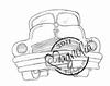 Edwin's Oldsmobile mini   per stuk