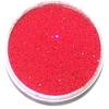Rode Embossingpoeder met glitters