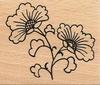 Bloemen 2 stuks