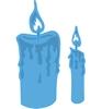 Kaarsen    per set