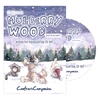 Mulberry Wood CD-Rom   per stuk