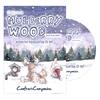 Mulberry Wood CD-Rom   per stuk