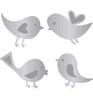Vogeltjes   per set