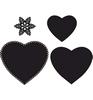 Heart   per set