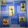 Scrapbookpapier Efteling