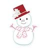Snowman   per set