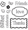 Stamp- Words & Tags