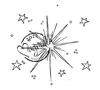 Nativity Star   per stuk