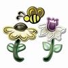 Bloemen en Bij   per stuk