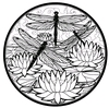 Dragonfly Circle   per stuk