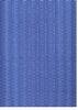 Ribbelkarton tweezijdig gekleurd metallic blauw