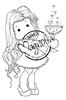 Tilda with Love Potion   per stuk