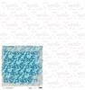 Blue Romance  15 x 15