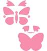 Butterfly   per set