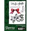 A little bit Festive-Mistletoe   per vel