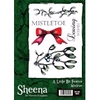 A little bit Festive-Mistletoe