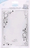 Embossing Folder Me to You Swirls   per stuk