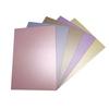 Pastels Cards set van vijf kleuren met 8 pagina's per kleur