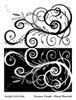 Texture Treads Floral Flourish   per stuk