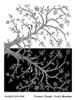 Texture Treads Leafy Branches   per stuk
